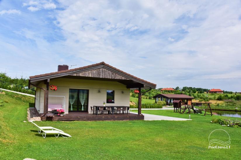 Villas un sauna īre Traķos reģionā - Villa Trakai - 4