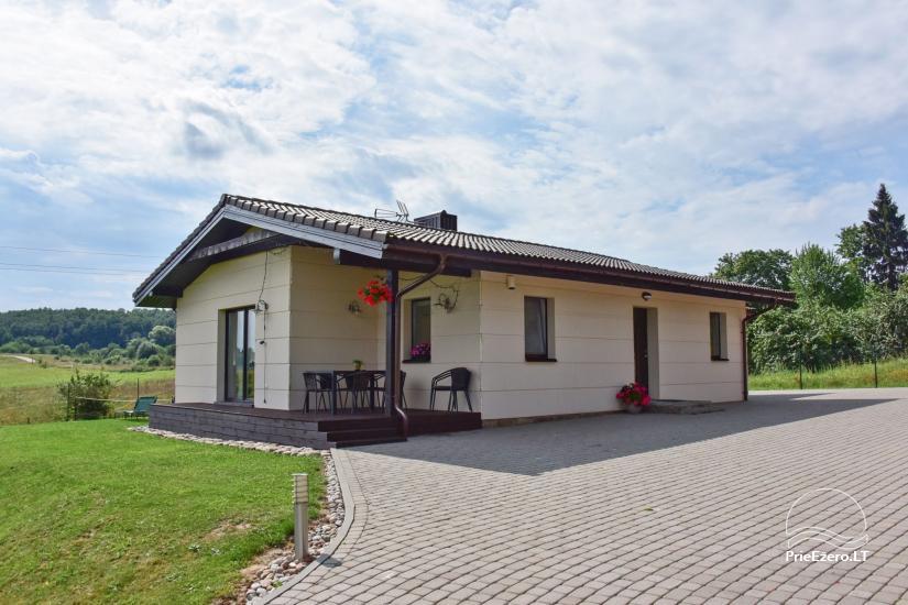 Villas un sauna īre Traķos reģionā - Villa Trakai - 20