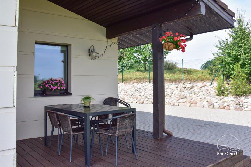 Villas un sauna īre Traķos reģionā - Villa Trakai - 21