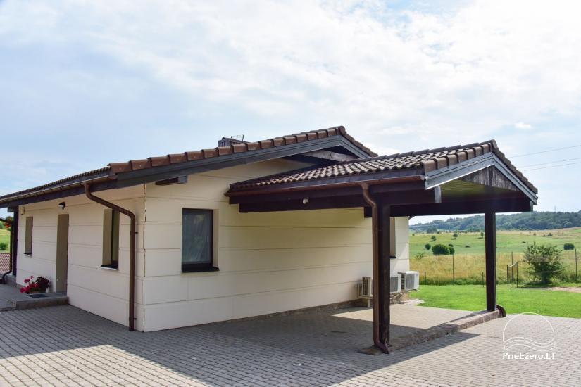Villas un sauna īre Traķos reģionā - Villa Trakai - 22