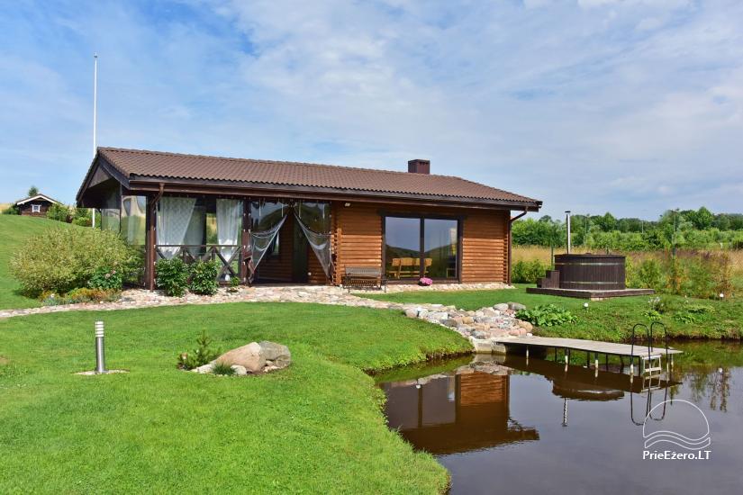 Villas un sauna īre Traķos reģionā - Villa Trakai - 38