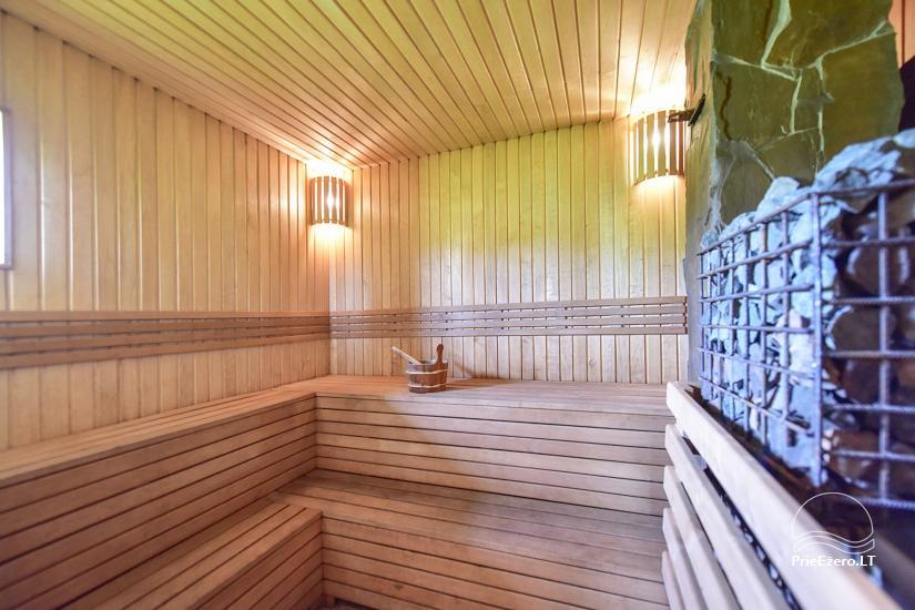 Villas un sauna īre Traķos reģionā - Villa Trakai - 50