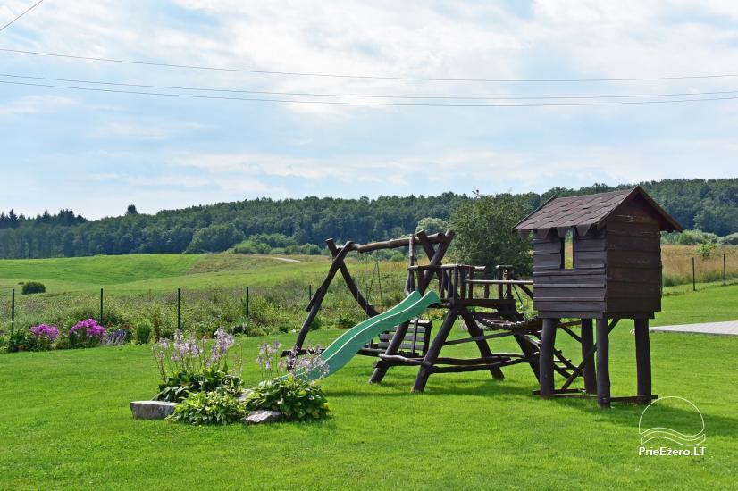 Villas un sauna īre Traķos reģionā - Villa Trakai - 54