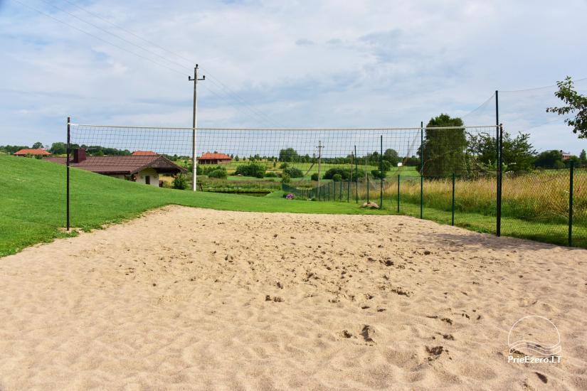 Villas un sauna īre Traķos reģionā - Villa Trakai - 55