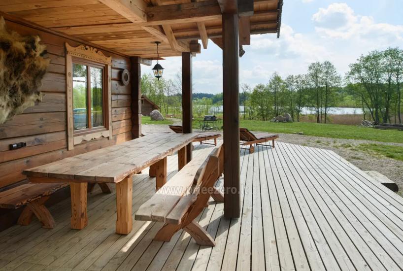 Lauku sēta Trakai reģionā Dabintos slėnis - 7