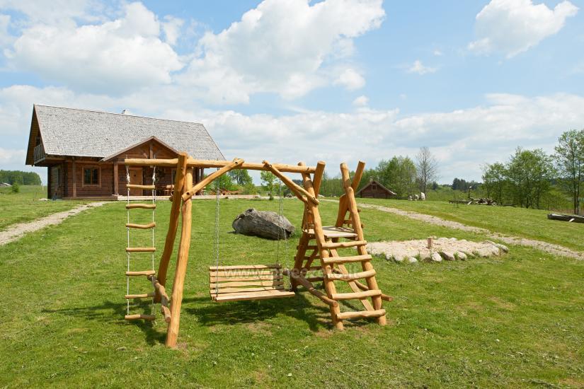 Lauku sēta Trakai reģionā Dabintos slėnis - 3