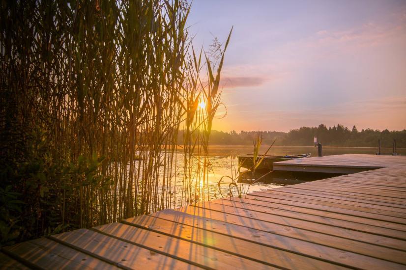 Lauku sēta Trakai reģionā Dabintos slėnis - 2