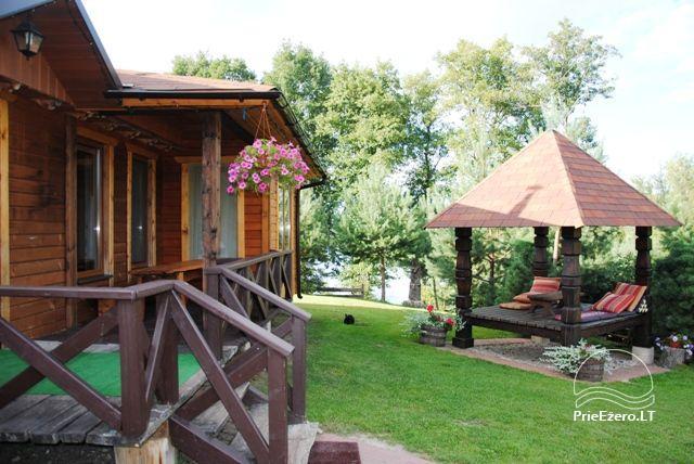 Villa Čičiriai uz ezera krastā - 3