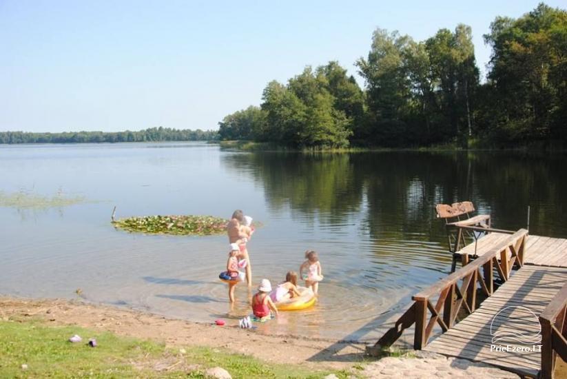 Villa Čičiriai uz ezera krastā - 7