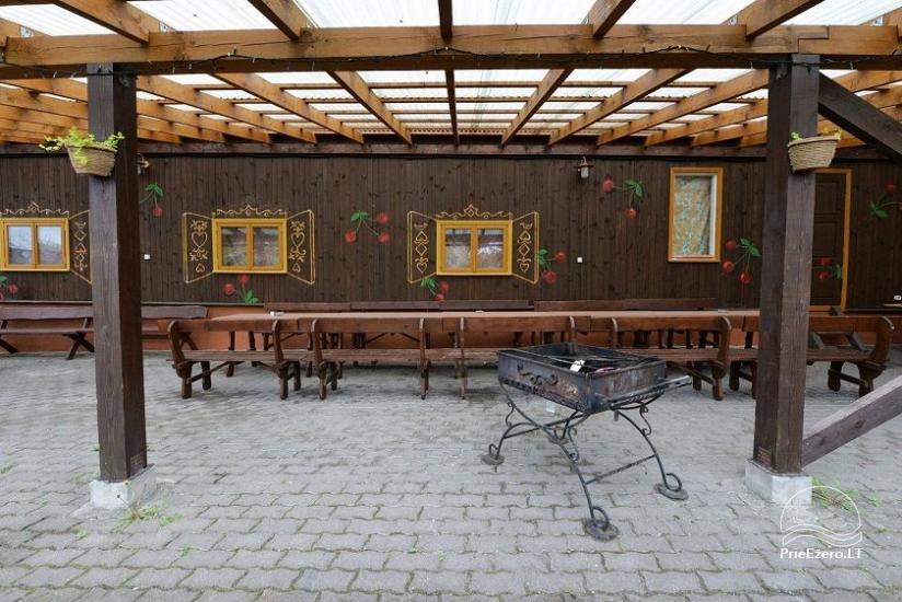 Brīvdiena Traķos - villa - 4