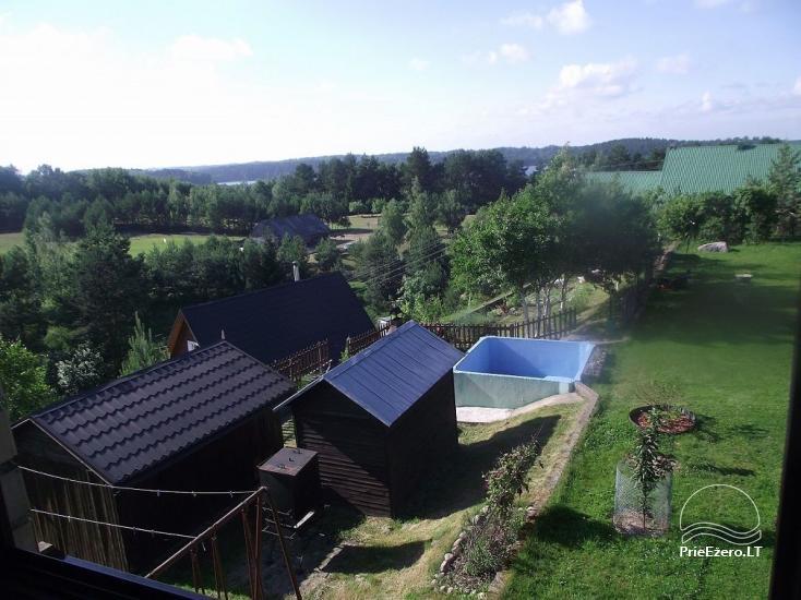 Brīvdiena Traķos - villa - 2