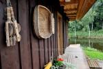 Lauku sēta Grapeldvaris: pirts, zāle, 70 gultas - 4