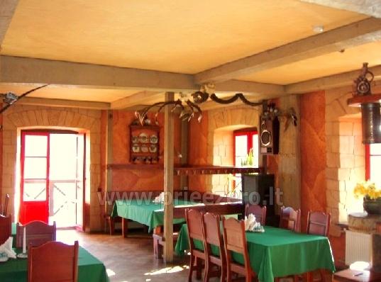 Restorāns - dzirnavas Stulpino malūnas - 15