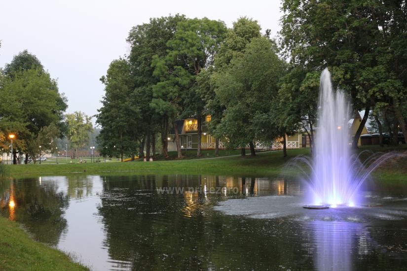 Viesu nams Birstonas Villa Klasika - 29