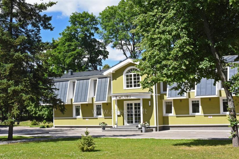 Viesu nams Birstonas Villa Klasika - 2