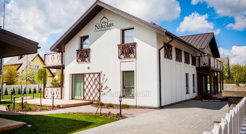 Atpūta Druskininkos - Dzīvokļi ar virtuvēm Vila Nikolas - 1