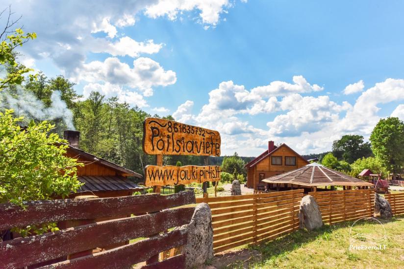 Lauku sēta un sauna Trakai reģionā, Lietuvā - 2