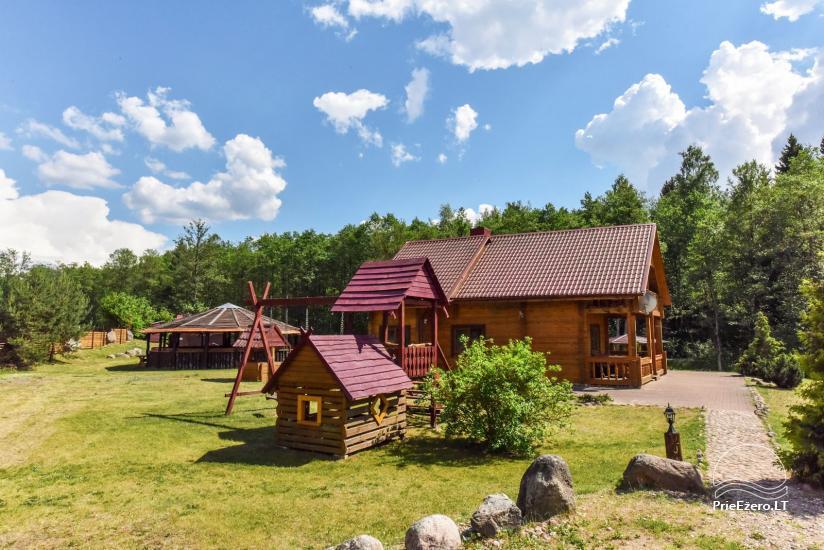 Lauku sēta un sauna Trakai reģionā, Lietuvā - 3