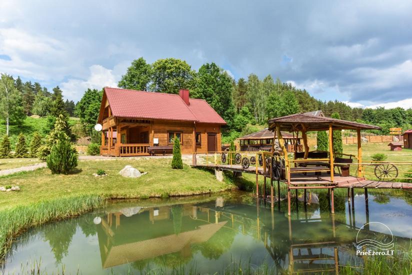 Lauku sēta un sauna Trakai reģionā, Lietuvā - 1
