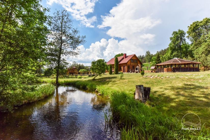 Lauku sēta un sauna Trakai reģionā, Lietuvā - 7