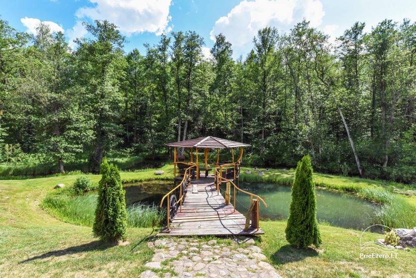 Lauku sēta un sauna Trakai reģionā, Lietuvā - 11