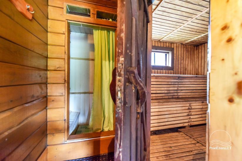Lauku sēta un sauna Trakai reģionā, Lietuvā - 27