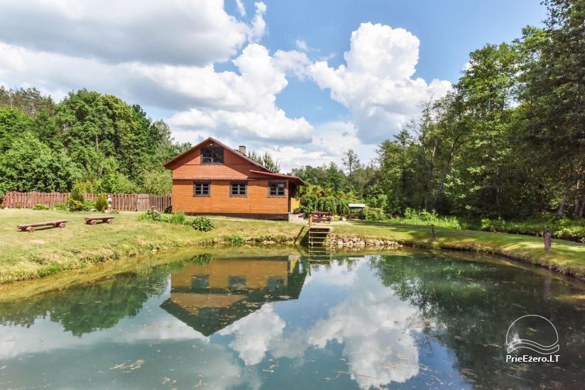 Lauku sēta un sauna Trakai reģionā, Lietuvā - 28