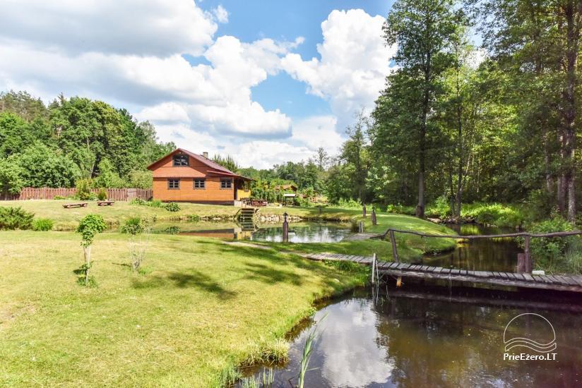Lauku sēta un sauna Trakai reģionā, Lietuvā - 29