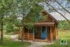 """Koka karkasa māja ar saunu 6-8 personām """"Pusu giraite"""""""