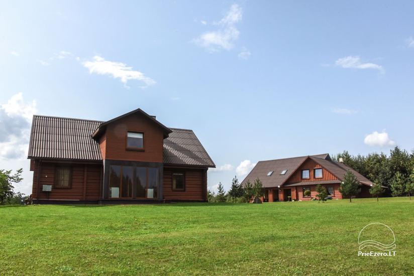 Lauku sēta Kaštonas pie Kliepšiu ezera, Lietuvā - 6