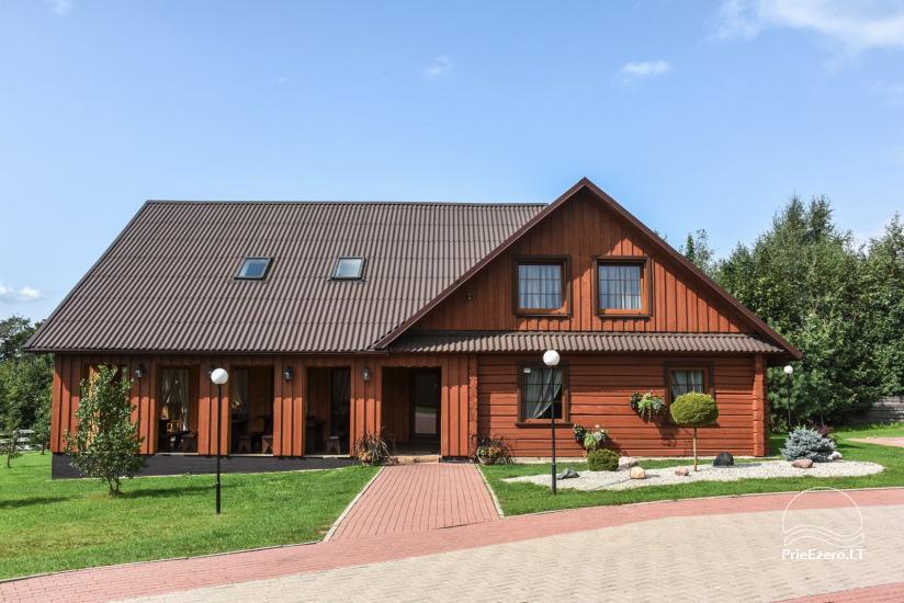Lauku sēta Kaštonas pie Kliepšiu ezera, Lietuvā - 9