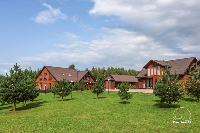 Lauku sēta Kaštonas pie Kliepšiu ezera, Lietuvā - 2