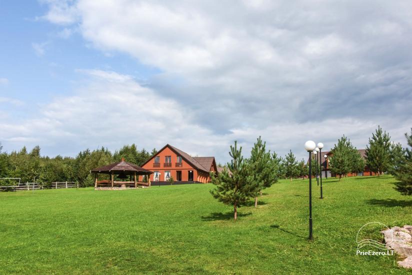 Lauku sēta Kaštonas pie Kliepšiu ezera, Lietuvā - 7