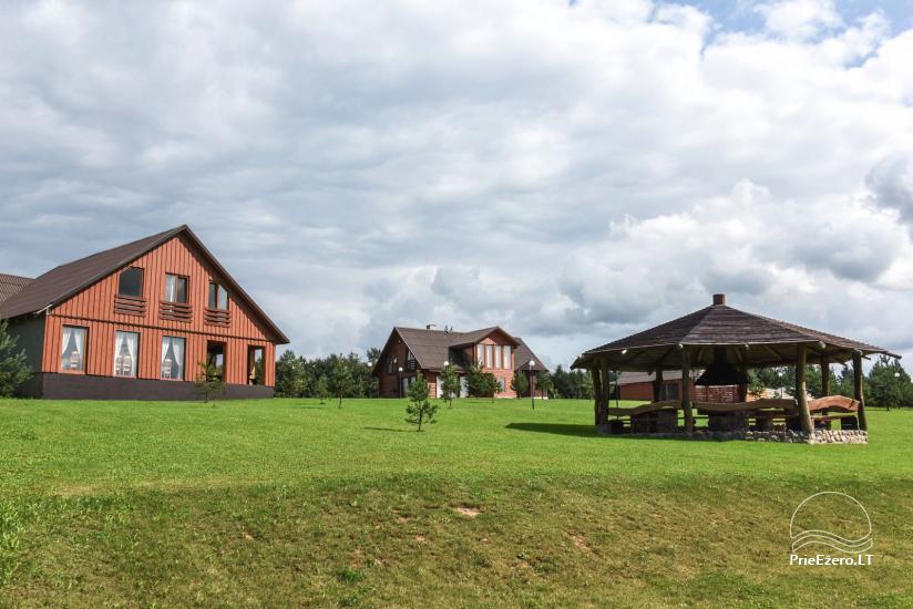 Lauku sēta Kaštonas pie Kliepšiu ezera, Lietuvā - 8