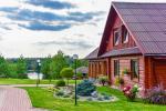 Lauku sēta Kaštonas pie Kliepšiu ezera, Lietuvā
