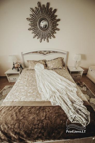 Sēta Kudrenai Kauņā rajonā - naktsmītnes, zāle, saunas - 16