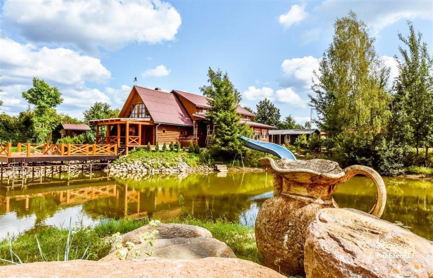 Lauku māja Muravskų pirtis Viļņā - banketi, semināri, naktsmītnes, sauna - 1