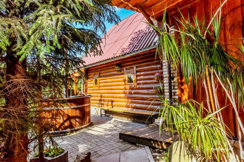 Lauku māja Muravskų pirtis Viļņā - banketi, semināri, naktsmītnes, sauna - 10