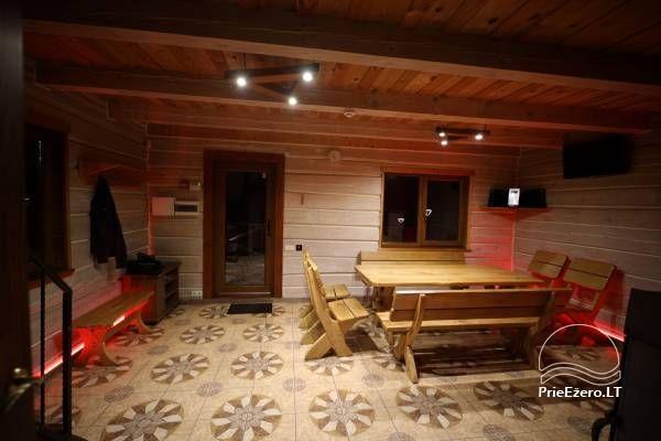 Pirts Izīrē māju netālu Viļņas - 7