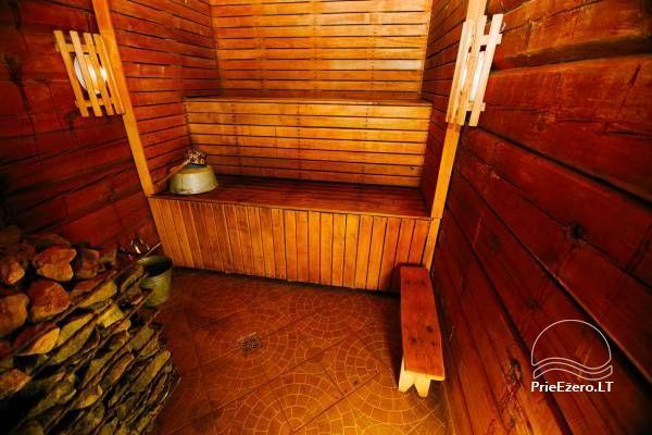 Pirts Izīrē māju netālu Viļņas - 8