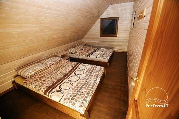 Pirts Izīrē māju netālu Viļņas - 9