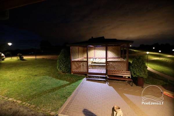Pirts Izīrē māju netālu Viļņas - 3