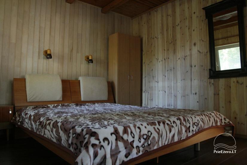 Villa Jukumi Papē - telpu īre starp ezeru un jūru - 5