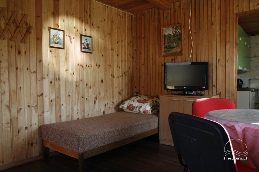 Villa Jukumi Papē - telpu īre starp ezeru un jūru - 6