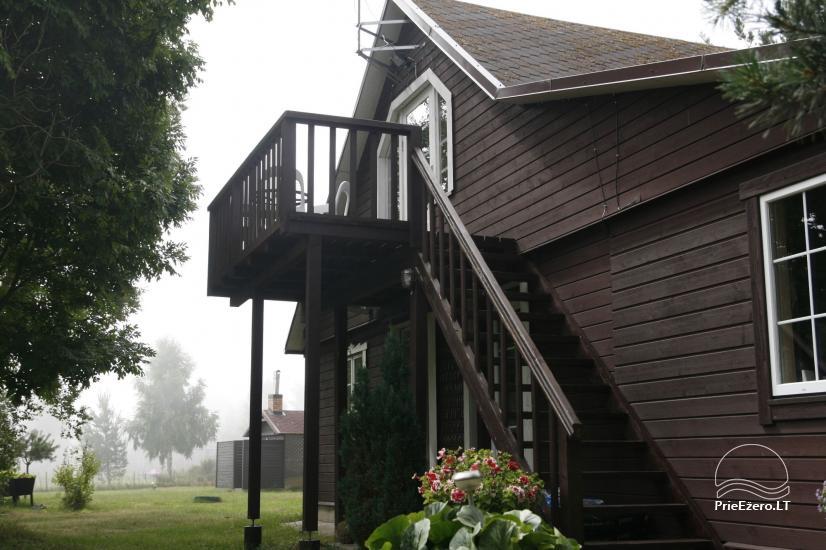 Villa Jukumi Papē - telpu īre starp ezeru un jūru - 10