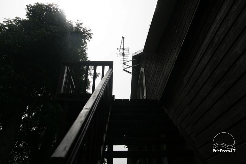 Villa Jukumi Papē - telpu īre starp ezeru un jūru - 11
