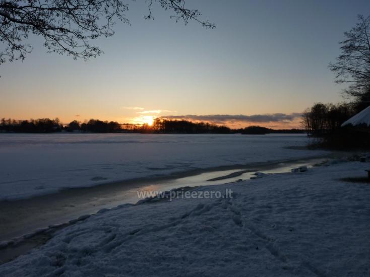 Izklaides un atpūtas centrs pie ezera Seivis Polijā Šilainė - 18