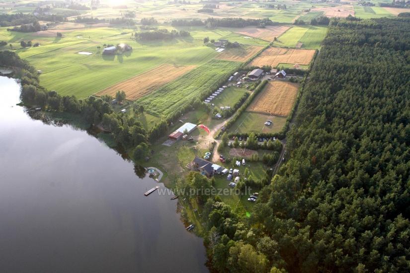 Izklaides un atpūtas centrs pie ezera Seivis Polijā Šilainė - 29