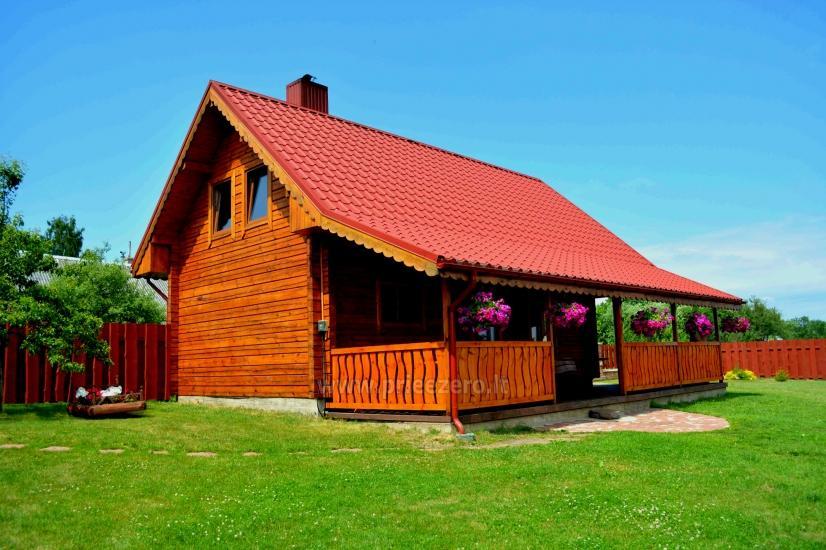 Lauku sēta Lāča sauna 17 km no Viļņas centrā - 6