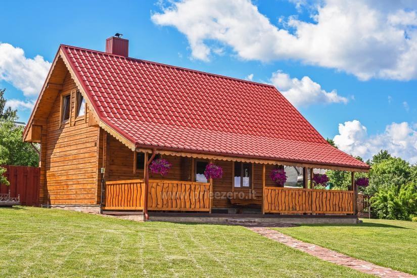 Lauku sēta Lāča sauna 17 km no Viļņas centrā - 5